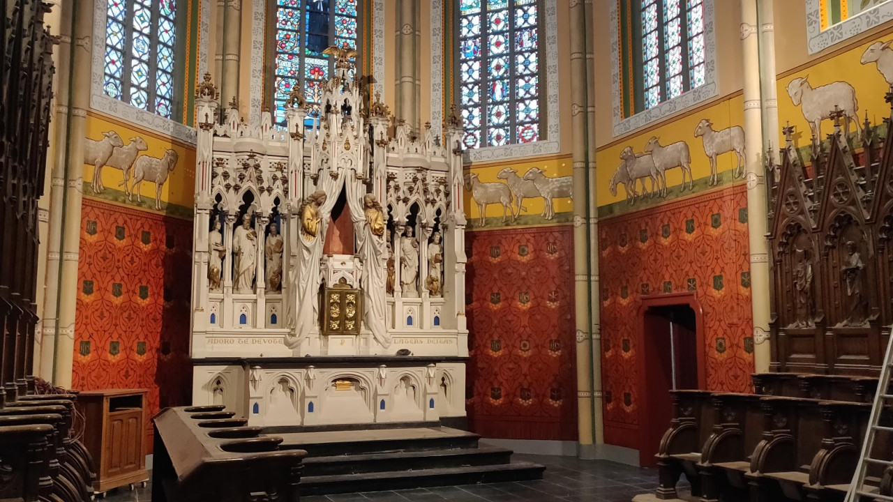 Sint Stephanuskerk Dentergem